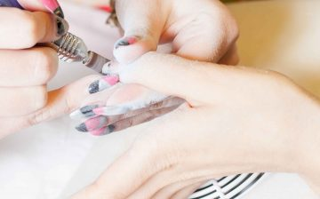 What does Public Liability Insurance for Nail Technicians cover?