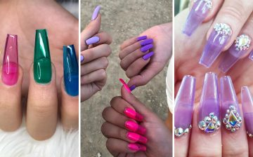 Jelly Nails: Taking You Back To The 90's, One Nail At A Time